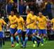 Le Brésil premier qualifié pour le Mondial 2018