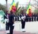 Remise de drapeau aux contingents de police déployés aux Darfour et à Bangui