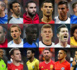 FIFA : les 24 joueurs nommés pour le titre de meilleur joueur de la saison