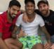 Neymar retrouve Suarez et Messi, qui chambre Piqué