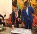 AUDIENCE AU PALAIS : Macky Sall reçoit Simon Thomson, PDG de Cairn Energy