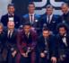 Best FIFA Awards : l'équipe type de la saison 2016/2017 !