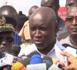 Visite de Aly Ngouille Ndiaye au lendemain de l'incendie : Vers la restructuration de Parc Lambaye