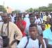 Obélisque : La société civile a manifesté contre l'esclavage en Lybie