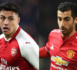 Alexis Sanchez à Manchester United, Henrik Mkhitaryan à Arsenal