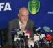 FOOTBALL : Tolérance zéro pour la corruption (Gianni Infantino)