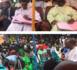 Convention de partenariat entre les Maires Aliou SALL ( Ville de Guédiawaye) et Mouhamed DIA (Commune de Thieppe)