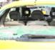 Dommage collatéral de la manifestation anti parrainage : Le pare-brise d'un taximan éclaté par une grenade lacrymogène