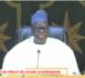 VOTE DU PROJET DE LOI SUR LE PARRAINAGE : Déclaration du Président de l'Assemblée nationale, M. Moustapha Niasse