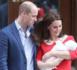 Le Prince William et Kate Middleton présentent leur troisième enfant