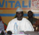 Vivez en images la Tournée du PSE à Koumpentoum : Le ministre Cheikh Kanté accueilli par le Dg de la Sn Hlm et les populations.