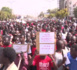 [REPLAY] Revivez la marche nationale de la Coordination des étudiants du Sénégal