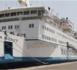 Africa Mercy : Escale à Dakar du plus grand bateau hôpital.