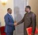 AUDIENCE AU PALAIS : Le président Macky Sall reçoit le nouveau ministre des Affaires étrangères gambien