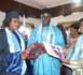 Les images de la cérémonie de sortie de promo du centre de formation consulaire profetionnel de la CCIAK