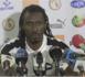Aliou Cissé, sur l'invitation de la Fifa au séminaire mondial sur le jeu :