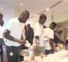 Hôtel Corinthia de Khartoum : Dans les coulisses de la Tanière, pendant la collation d'avant entraînement