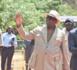 Macky Sall pose la première pierre de l'Eno d'Oussouye.