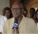 Ousmane Tanor Dieng sur le candidat Macky Sall :
