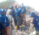 Gamou de Médina Baye : La section communale Bokk Guiss Guiss de Kaolack s'investit pour la salubrité de la cité
