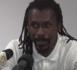 Aliou Cissé demande à l'équipe d'aider Sadio Mané, qui a envie de bien faire