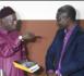 Mbao : Pape Ngagne Ndiaye présente son ouvrage à Abdou Karim Sall et reverse les fonds collectés à son organe de formation