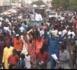 Ourossogui / Marche Orange : La coalition IDY2019 débarque et emporte avec elle la population.