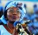 CANDIDATURE FÉMININE EN 2012: Aminata Tall veut briser le monopole de Amsatou Sow Sidibé