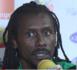 Stade Lat-Dior : Aliou Cissé satisfait de l'état de la pelouse