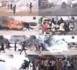 Rassemblement 14 juin : Heurts entre policiers et manifestants (reportage)