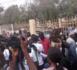 Guédiawaye: la jeunesse prend d'assaut la Mairie pour dire niet à la démission de Aliou Sall.