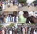 VIDEO - Scènes de liesse sur l'axe Castors-Colobane pour accueillir le Khalife général des mourides