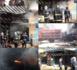 Incendie au marché central de Thiès : Un court-circuit en serait la cause.