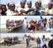Gamou 2019/ Médina Baye : Les insulaires des îles du Saloum débarquent au port de Kaolack.