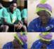 Les larmes aux yeux, mère Ndiaya, grand-mère de Sidy Sarr, prie pour son petit-fils...
