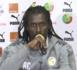Sénégal - Congo Brazza /  L'essentiel de la conférence de presse d'Aliou Cissé : Le choix de Koulibaly comme capitaine, la titularisation de Sidy Sarr et Diallo, la blessure d'Ismaïla Sarr...