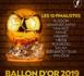 Cérémonie du Ballon d'Or 2019 : Le classement des 30 premiers connus.