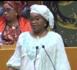 Aïda Mbodj au ministre de l'artisanat :