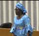 Assemblée Nationale : Néné Marème Kane salue l'octroi de bourses 3FPT à des jeunes de Kanel.