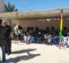 Saint-Louis : Les 14 émigrés sénégalais rescapés  du chavirement de pirogue en Mauritanie, reçus par le directeur des sénégalais de l'extérieur.