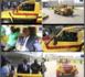 Made in Sénégal : Après avoir fait le trajet Ziguinchor – Dakar à bord de la voiture qu'il a lui-même construite, Alioune Badara Fall présente son joyau au ministre Oumar Youm