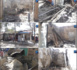 Marché central de Thiès :  4 cantines ravagées dans un incendie...