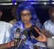 Matam / 61e Ziarra de Taïba Nguéyène : Zahra Iyane Thiam, chez les siens, présente ses vœux de paix et de stabilité.