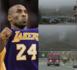 NBA : Le basketteur Kobe Bryant est mort dans un accident d'hélicoptère.