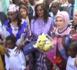 Visite au centre ''Ginddi'' : Marième Faye Sall et Emine Erdogan au Chevet des enfants.