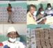 CORONAVIRUS / Le maire de Louga Moustapha Diop a offert un lot de produits hygiéniques d'une valeur de 20 millions de francs Cfa.