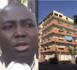 Médina : Un immeuble mis en quarantaine après la détection d'un cas positif au coronavirus, le maire Bamba Fall sur place.