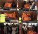 TRANSPORT CLANDESTIN : La Gendarmerie arrête un chauffeur de camion et ses 13 passagers cachés sous une bâche.