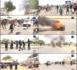 Affrontements à Touba / Le «TOUT EN IMAGES» d'une série d'échauffourées opposant policiers à chauffeurs.
