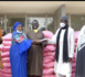 Thiès : Serigne Mboup apporte sa contribution de 2 tonnes de riz et 500.000 Fcfa au